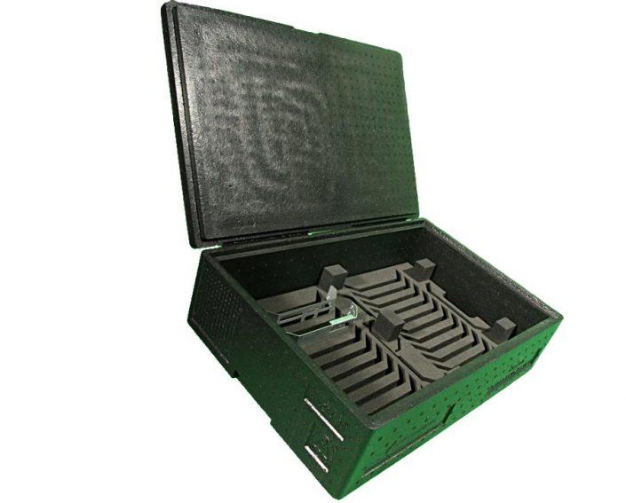 Schaumstoff Einlagen Werkzeugkiste