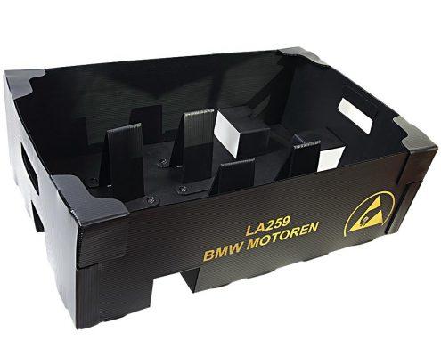 Hohlkammerplatten Box