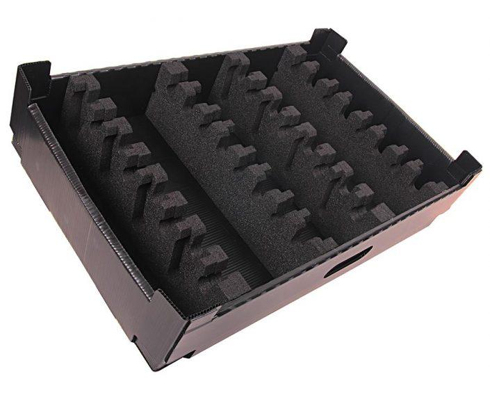Hohlkammerplatten Schaumstoff