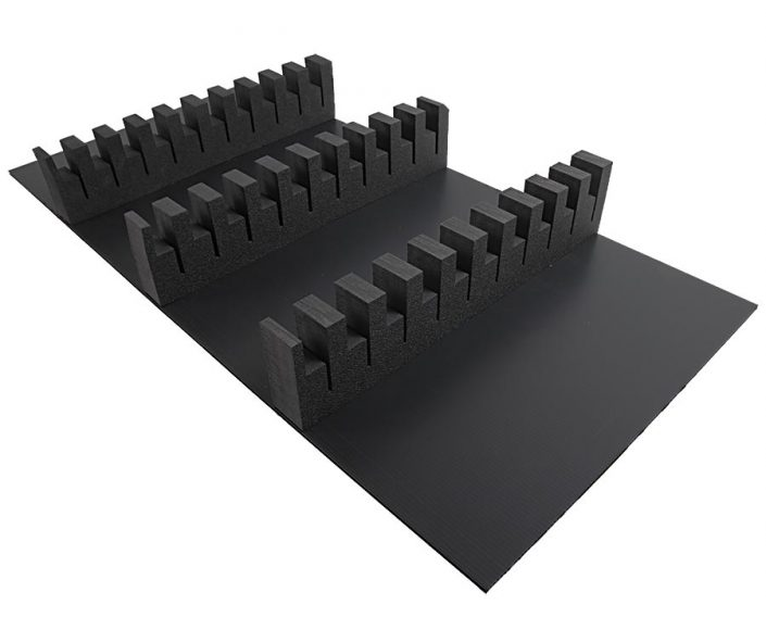 Hohlkammerplatten Verpackung Trager