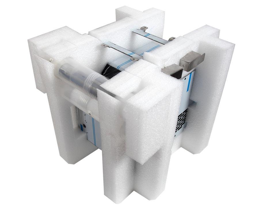 Konstruktive Schaumverpackung