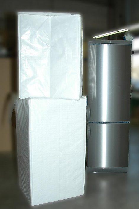 Safe2go Freezer Einpacken