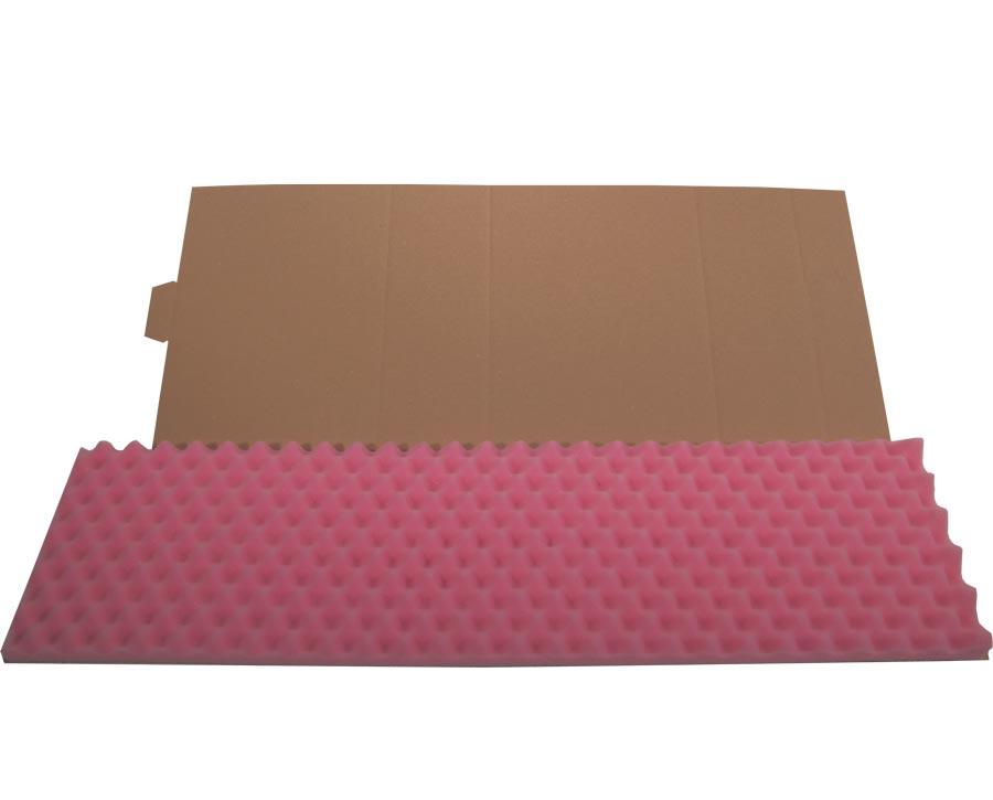 Schaum Schiebeschachtel Verpackung