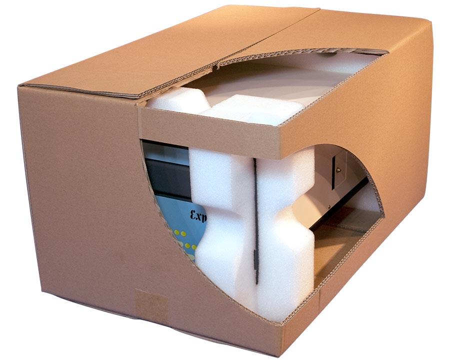 Transport Schaumverpackung