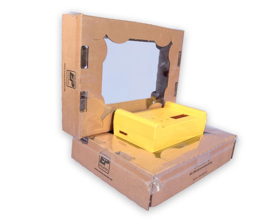 Embaswing Membran Verpackung
