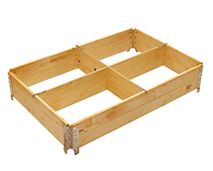 Holz Aufsetzrahmen Teiler