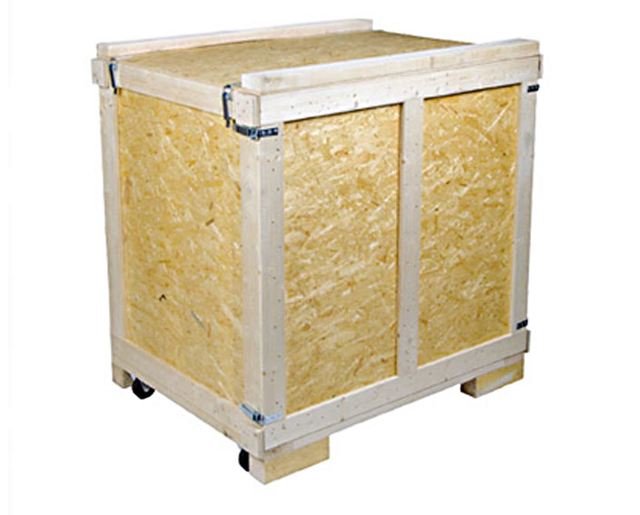 Holz Transportkiste